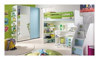 Цветовая палитра детской комнаты