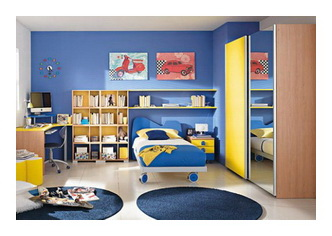 Детская комната должна быть уютной