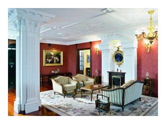 Дизайн интерьера дома в стиле Античность