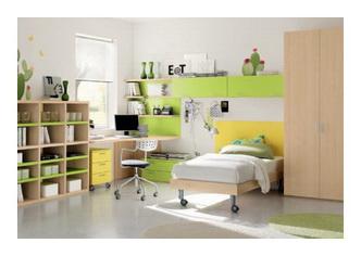 Выбор корпусной мебели для детской