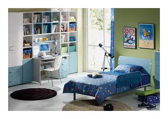 Пол и стены в детской комнате